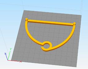 3D print model Filament Suport Comission