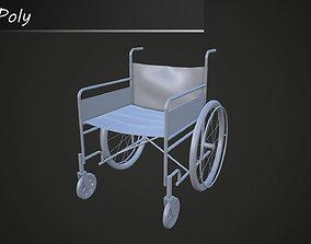 3D wheelchair Wheelchair