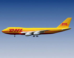 3D Boeing DHL