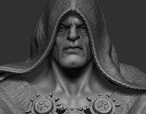 3D model Nhya Priest