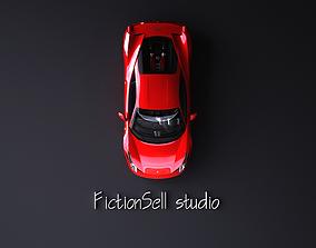 Ferrari F8 Tributo 3D
