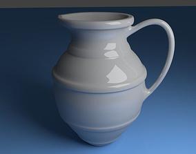Ceramic jug 3D model