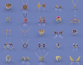 pendant Package with 300 3D Jewelry designs