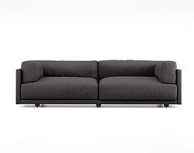 3D Blu Dot Sunday sofa