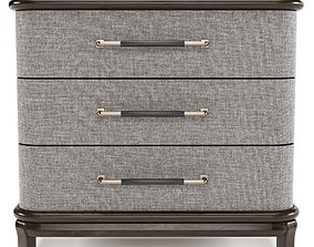 Tailored Textile Chest 3D