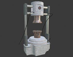 Laboratory Machine C - Plasma extractor 3D