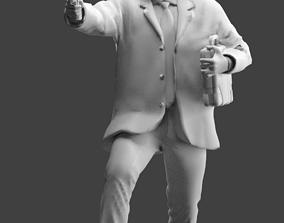 William Birkin From Resident Evil 2 Remake 3D print