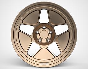 Fifteen52 Tarmac43 wheels 3D