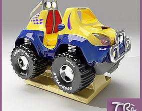 3D model KIDDY RIDE STRIKER