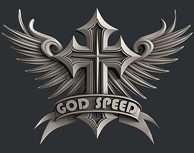 3d STL models for CNC god speed