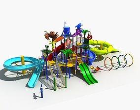Amusement Park 12 - Water Park model