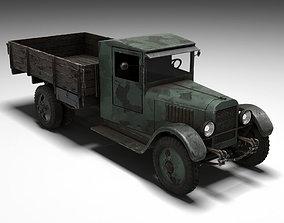 3D Truck-Zis