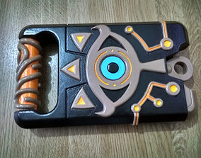 3D print model The Sheikah slate from Zelda Breath of 1