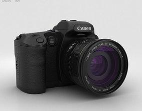 3D model Canon EOS D30