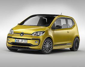 Volkswagen Up 2017 3D model