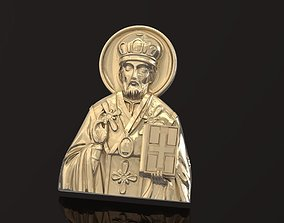 Russian icon 3D printable model
