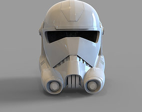 Star Wars Bad Batch Hunter Wearable Helmet 3D print model