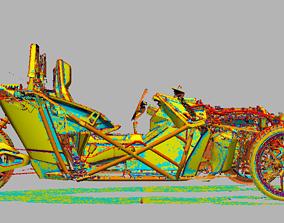 Polaris Slingshot Chassis 3d Scan data
