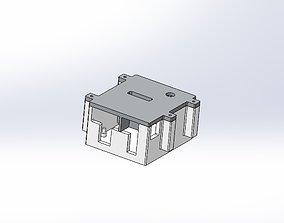 3D model Arduino UNO Case
