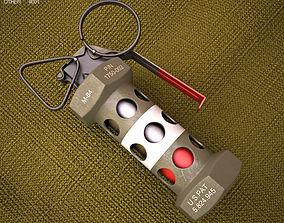 M84 Stun Grenade 3D