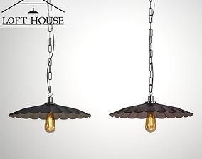 Hanging lamp LOFT HOUSE P-96 3D model