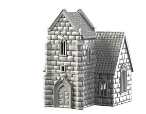 3D printable model Chapel