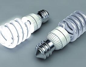 3D Energy saving lamp