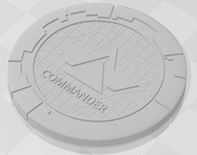 3D print model Legion Order Token - Galactic republic