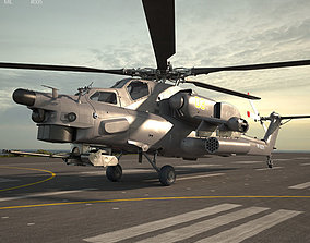 3D Mil Mi-28