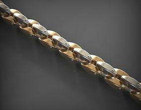 Chain Link 51 3D print model