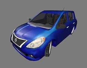 3D model Nissan Versa