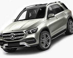 Mercedes GLE 2020 3D model