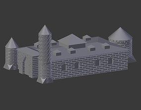 Yakutiye Historical Building 3D printable model