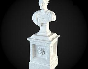 3D Pedestals architecture