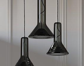 3D BROKIS Whistle Pendant Light