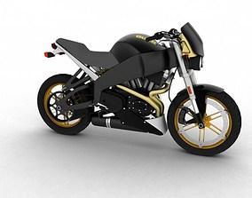 3D Buell XB12S Lightning 2010