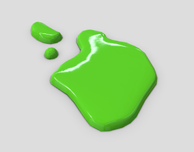3D asset Color Spot 5