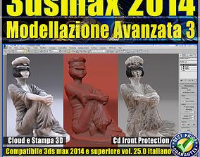 3ds max 2014 Modellazione Avanzata 3 v 25 Italiano cd 1