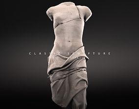 Antique sculpture 3D print model