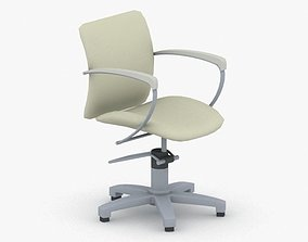 0904 - Hairdresser Chair 3D model