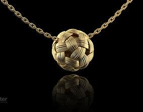3D printable model Takraw ball rattan ball