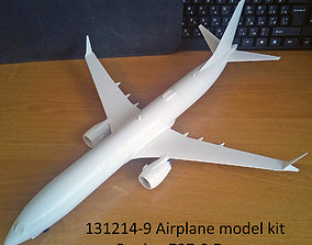 131214-9 Boeing 737-9 MAX Down 3D print model