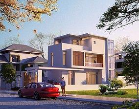 Villa Design 3D