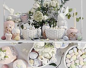 Easter set - 3 3D model