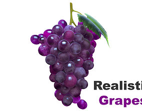 Grape 3D model