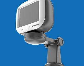 3D model TomTom Go 500 navigator