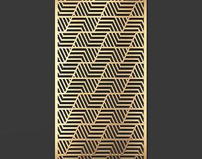 Decorative panel 229 3D