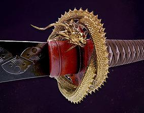 Emperor Katana 3D model