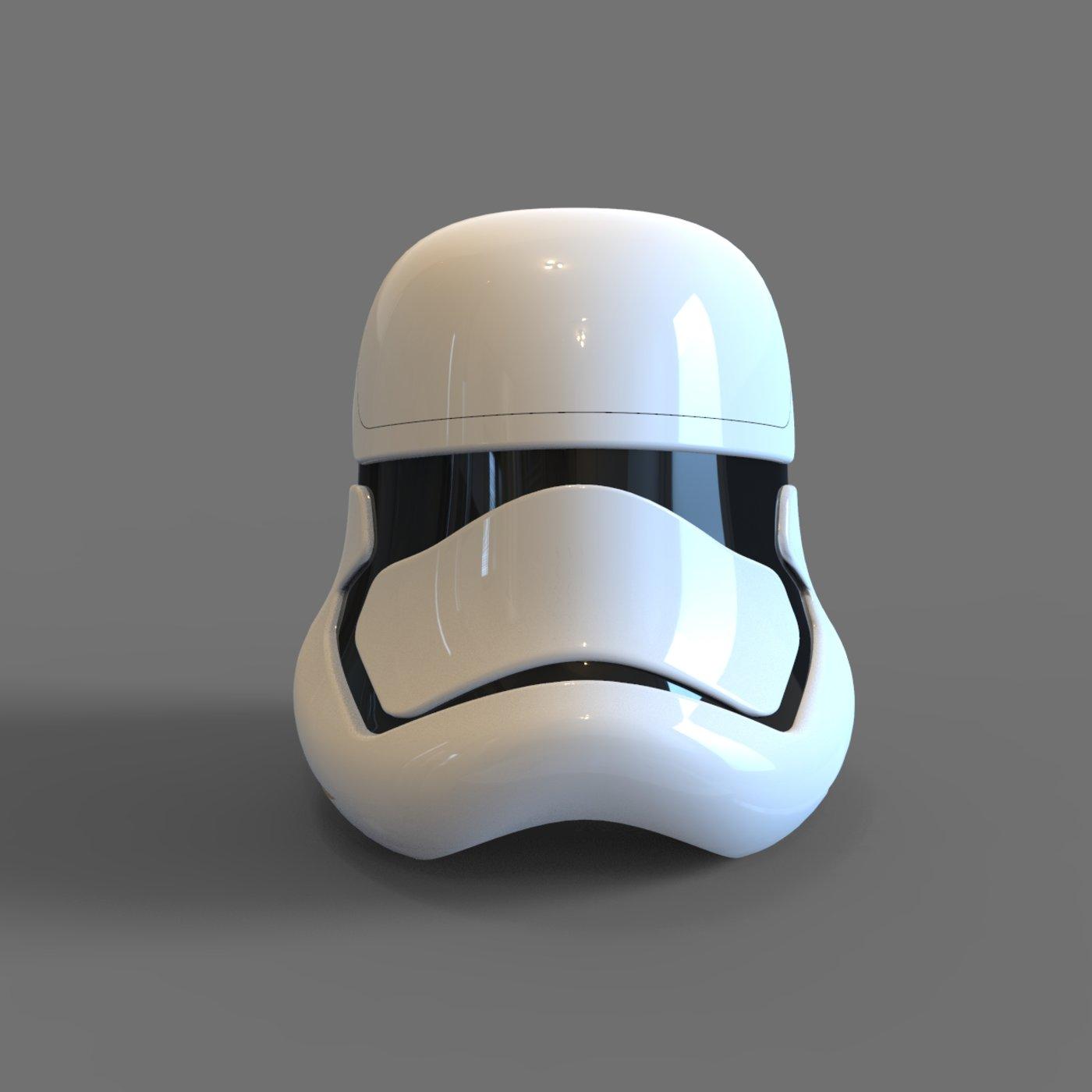 Starwars Stormtrooper Helmet