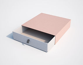 Box Drawer 3D model
